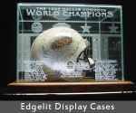 Etched Glass - Helmet Case